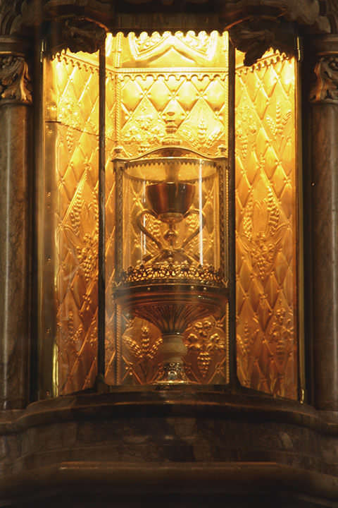 The Holy Chalice of the Lord's Supper